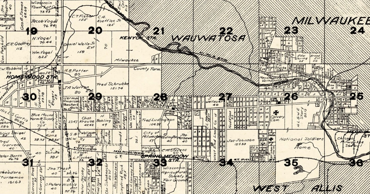 1930 West Side Milwaukee